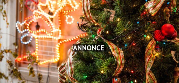 Stick ut på julafton med en jultröja